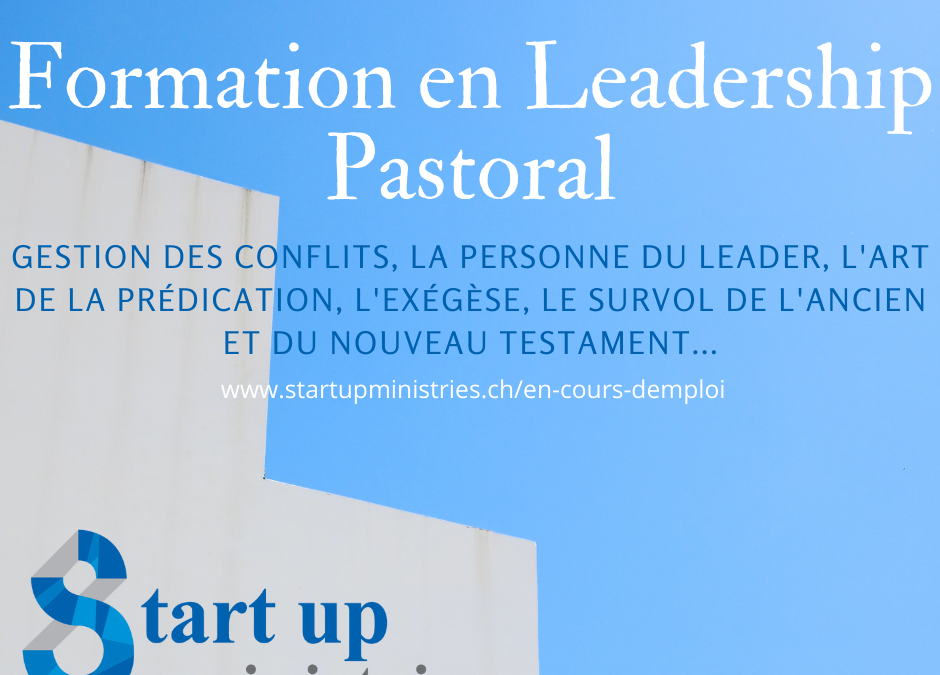 Formation en leadership pastoral